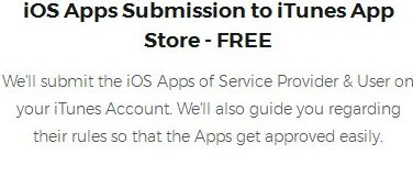 iOS Apps Submission to iTunes App Store