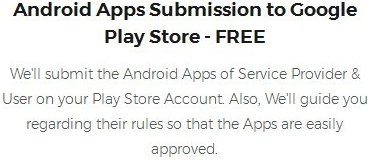 Android Apps Submission to Play Store