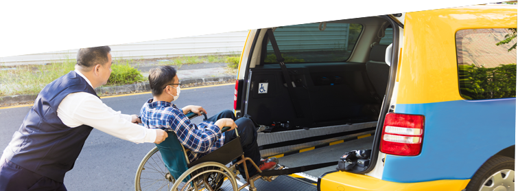Uber for Disabled people