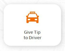 Give Tip to Driver