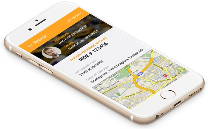 taxi app for riders