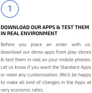 Download our CubeRidePlusDelivery Apps & Test them in Real Environment