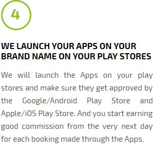 We Launch Your Apps on Your Brand Name on Your Play Store