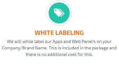 app White Labeling